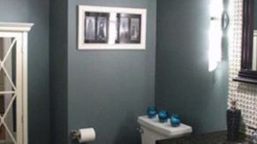 Bathroom remodeling services finished by Complete Home Care, in Boca Raton, FL.