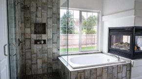 Work done by Complete Home Care, a bathroom remodeling company in Boca Raton, FL.