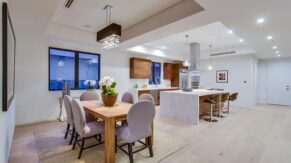 Enjoy breakfast in the remodeled kitchen by Complete Home Care, in Boca Raton, FL.