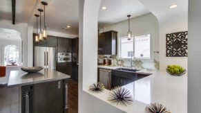 New chef's kitchen remodeling in Boca Raton FL by Complete Home Care.