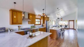 New countertops and kitchen remodeling in Boca Raton FL by Complete Home Care