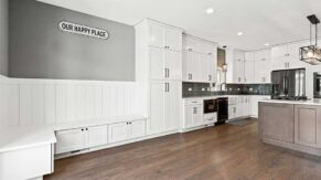 Cabinet details and kitchen remodeling in Boca Raton FL by Complete Home Care.